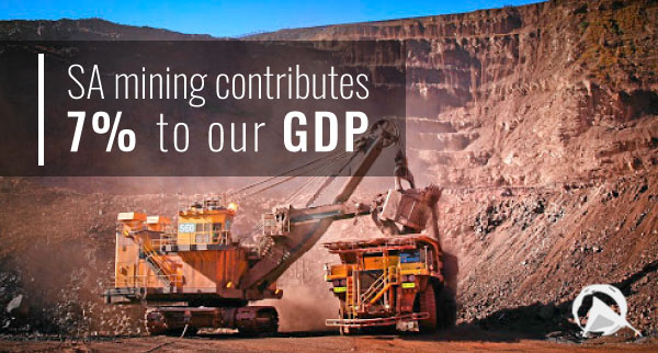 Investment in South African Mining